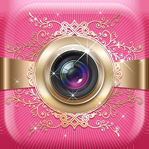 豪華照片編輯-有趣相框照片特效 攝影 App LOGO-APP開箱王