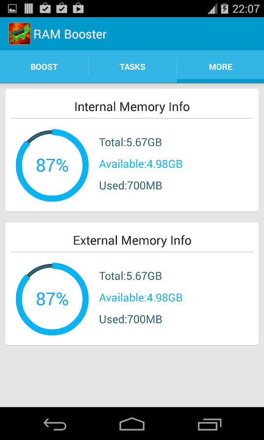 Ram Memory Booster Android Apps On Google Play