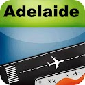 Adelaide Airport+Flight Track icon