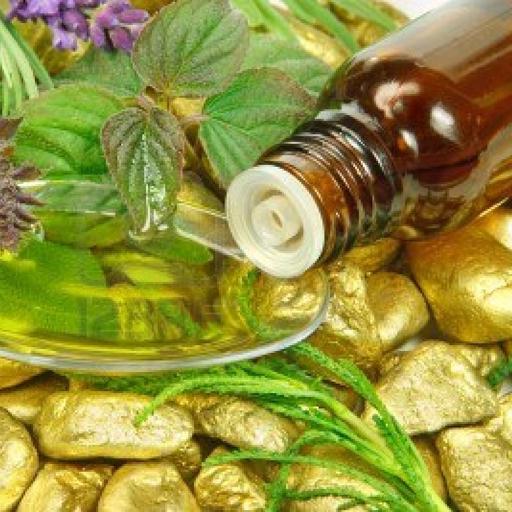 طب الزيوت والاعشاب