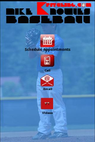 Mike Knowles Baseball - screenshot