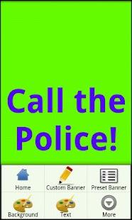 Custom Banners- screenshot thumbnail