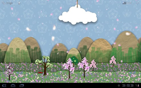 Samsung Parallax Spring- screenshot thumbnail