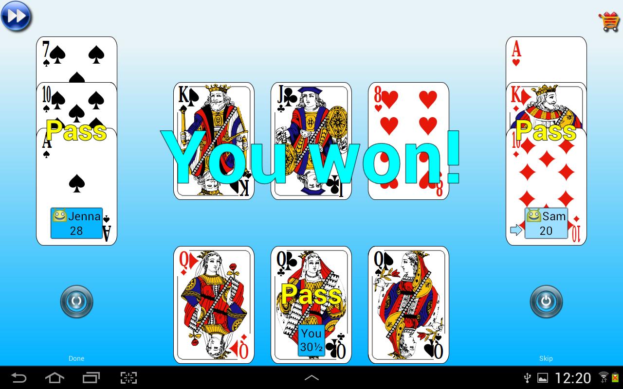 G4A: 31/Schwimmen- screenshot