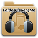 FolderPlayer4Me(Music Player) icon