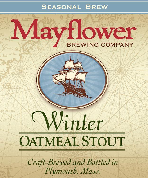 Logo of Mayflower Winter Oatmeal Stout