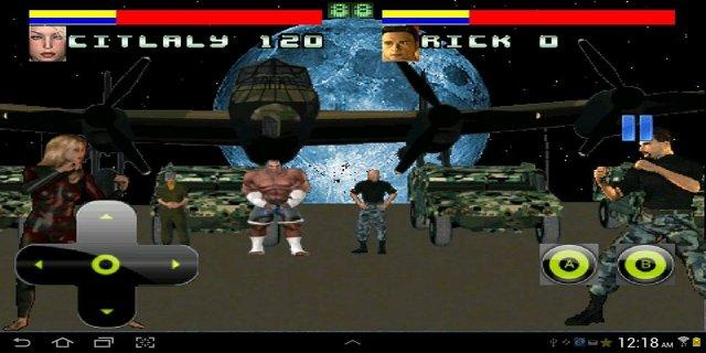 Ricardosoft Mexican Fighters - screenshot