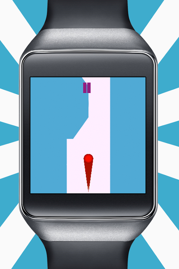 Path Finder - Android Wear- screenshot