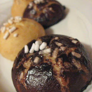 Veneziana Rolls with Chocolate Cream