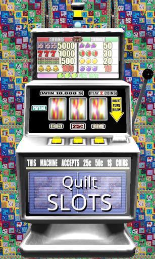 3D Quilt Slots - Free