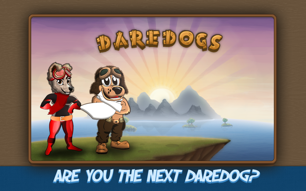 Daredogs Free - screenshot