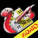 NumberSnake: Hidato logo