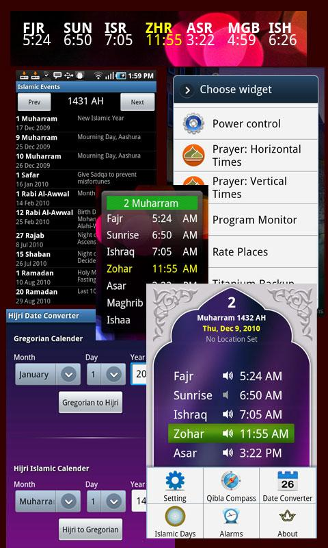 Prayer Time PRO- screenshot