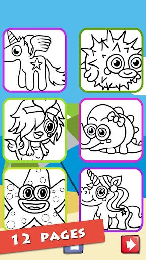 Moshi Monsters Coloring Vol.2