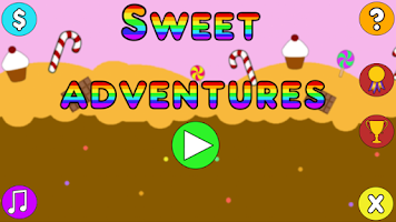 Screenshot of Sweet Adventures