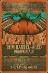 Joseph James Rum Barrel-Aged Pumpkin Ale