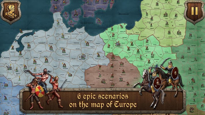 Strategy&Tactics:Medieval Wars - screenshot