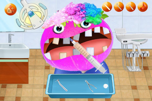 小牙医-万圣节专题游戏