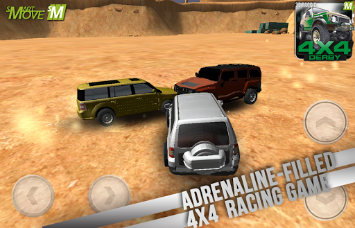 4x4 Real Derby Racing 3d