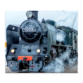 Steam Locomotive Jigsaw