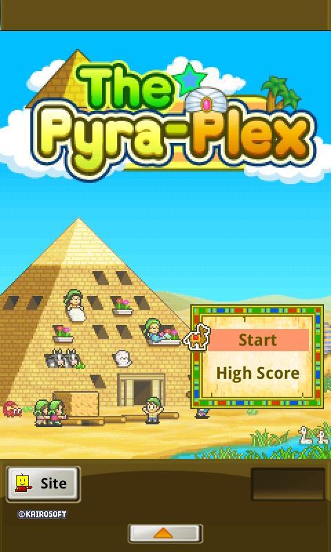 The Pyraplex Lite screenshot #7