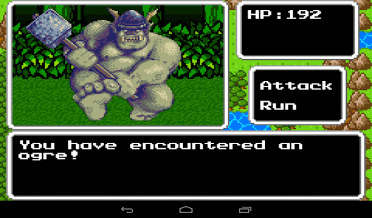 RPG Quest - Minimæ- screenshot thumbnail