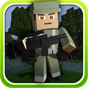 Cube Wars Battlefield Survival for PC and MAC