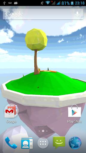 免費下載個人化APP|Picnic Island 3D Parallax LWP app開箱文|APP開箱王