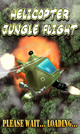 Helicopter Jungle Flight FREE