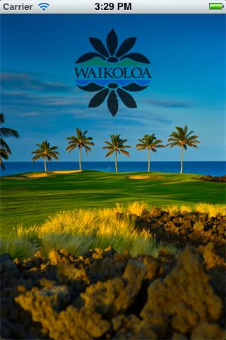 Waikoloa Beach Resort- screenshot