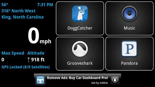 Car Dashboard Free screenshot 2