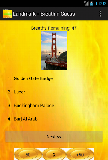 Landmarks - Breath n Guess