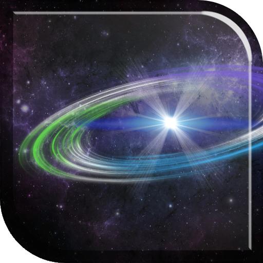摘要銀河動態壁紙 個人化 App LOGO-APP試玩