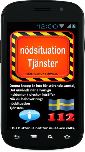 Emergency Services Sweden