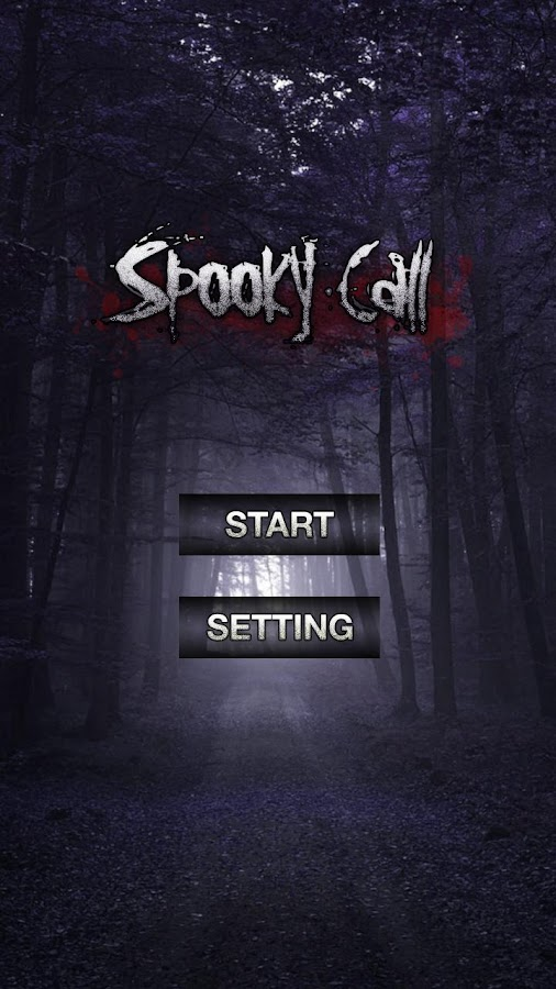 SpookyCall - screenshot