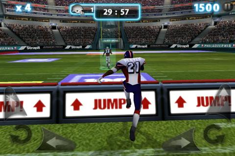 Backbreaker 2: Vengeance - screenshot