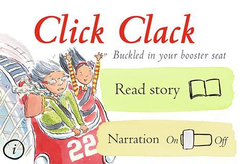 Click Clack Smartphone