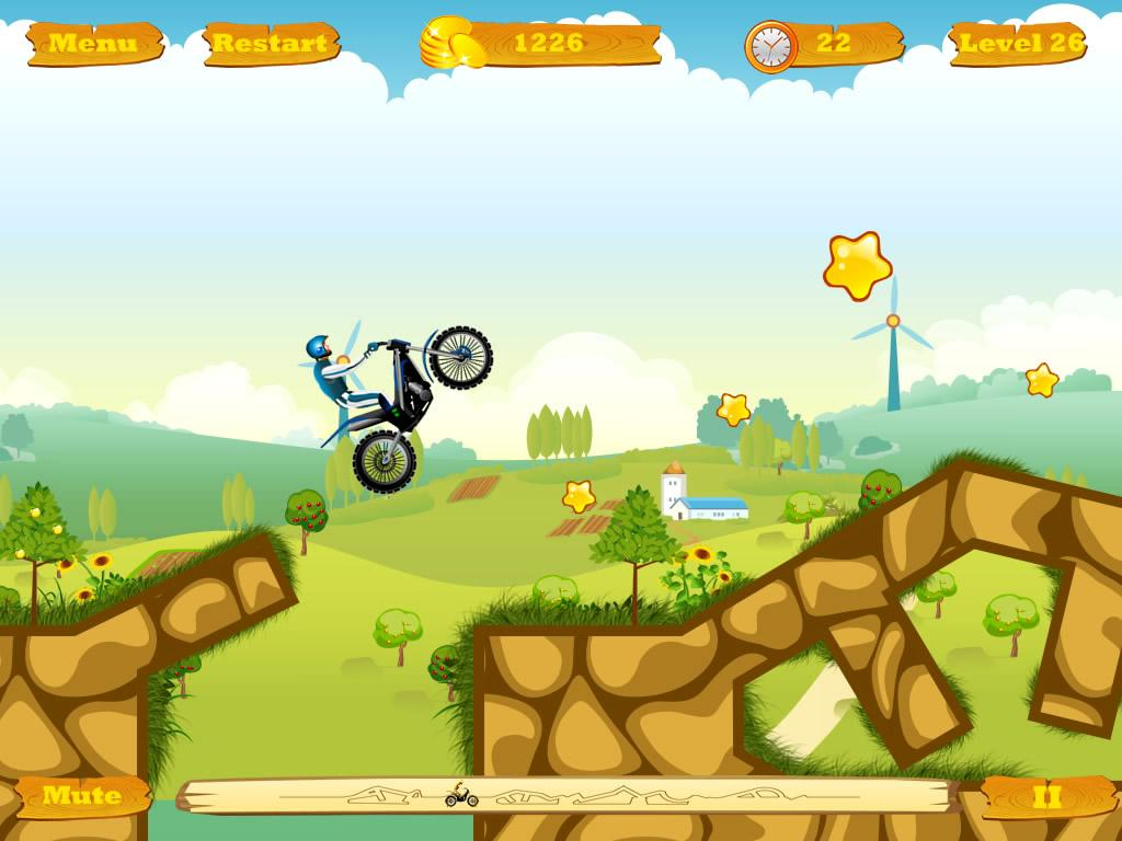 Moto Race - screenshot