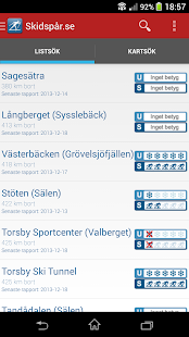 Skidspår.se - screenshot thumbnail