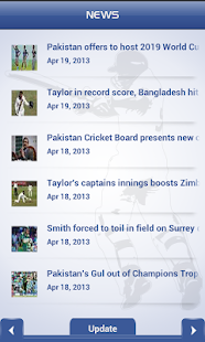 Cricket Companion - screenshot thumbnail