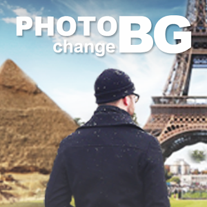 Photo Background Changes 娛樂 LOGO-玩APPs