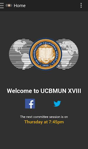 UCBMUN XVIII