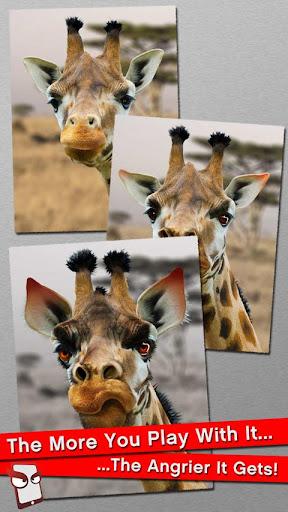Angry Giraffe Free