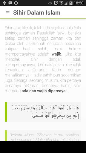 Sihir Dalam Islam