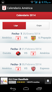América De Cali - screenshot thumbnail