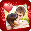 Heart Photo Frames & Stickers icon