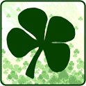 St Patrick's Day Shamrocks LWP icon