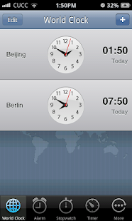 Espier Clock - screenshot thumbnail