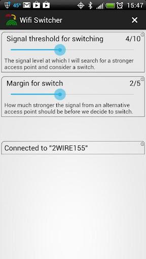 Wifi Switcher