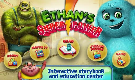 Ethan's Super Power
